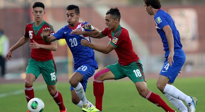 Mladi Hrvati poraženi od Maroka