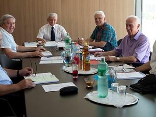 Zaključci s 18. sjednice Komisije nogometnih sudaca IO HNS-a