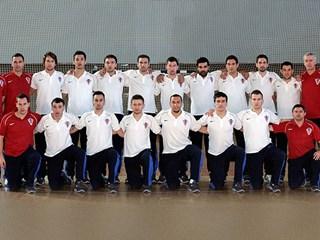 Futsalska reprezentacija u Delnicama