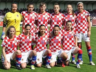 Ženska reprezentacija izgubila od Slovenije