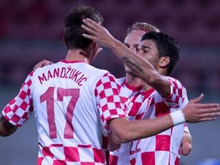Eduardo i Rebić za pobjedu Hrvatske u Vaduzu