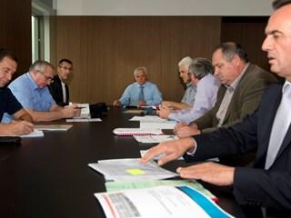 Zaključci s 20. sjednice Komisije nogometnih sudaca IO HNS-a