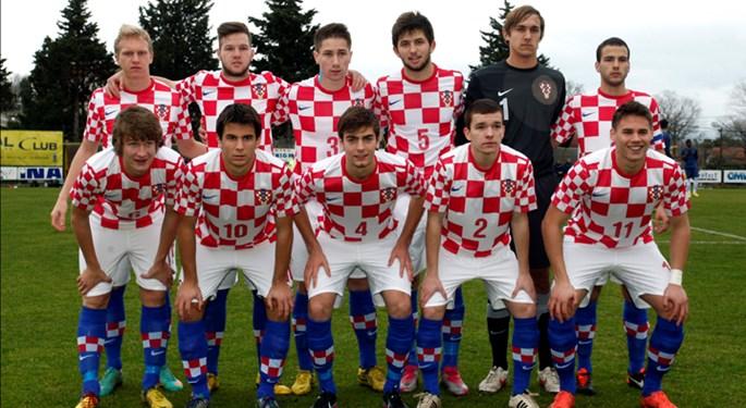 Hrvatska U-19 uzela bod protiv Cipra