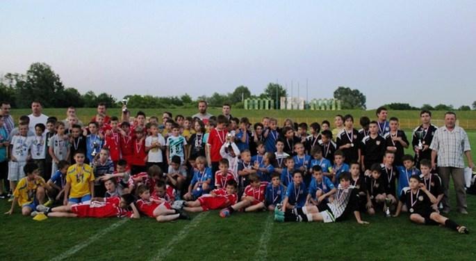 Dinamo pobjednik završnice natjecanja U-11 godišta