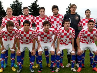 Raspucana Hrvatska U-19, <em>hat-trick</em> Kolara