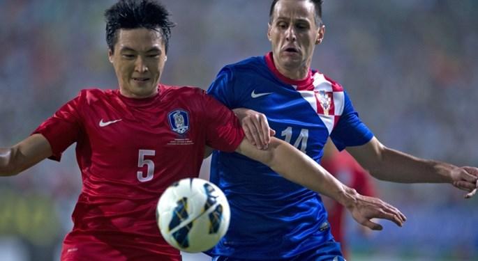 Pobjeda Hrvatske u Južnoj Koreji