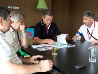 Vrbanović primio predstavnike romske zajednice