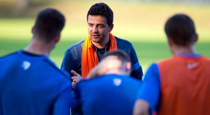 Zagrijavanje za SP protiv Paragvaja
