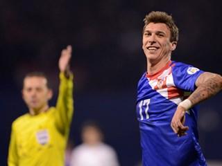 Mandžukić i Modrić u polufinalu Lige prvaka