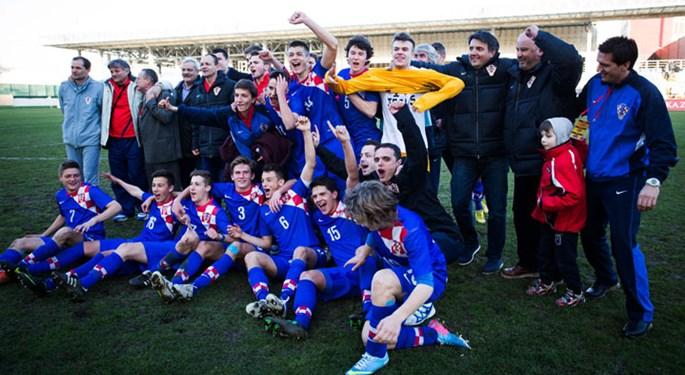 U-17 selekcija izborila Europsko prvenstvo!