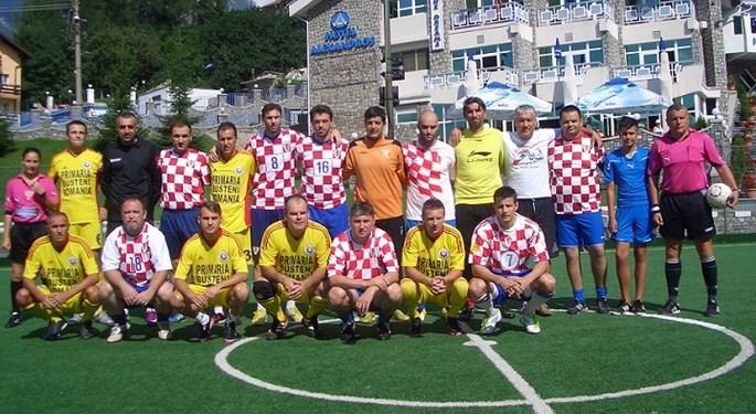 Hrvatski novinari s Makedonijom za 3. mjesto