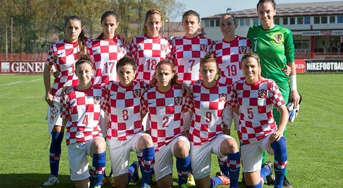 Slovakinje jednim pogotkom svladale Hrvatice