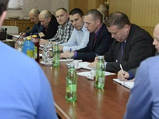 Sastanak HNS-a i Ravnateljstva policije