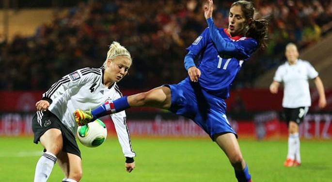 Ohrabrujući poraz protiv Njemačke