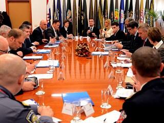 Jedinstvo nakon susreta Vlade, Uefe i HNS-a